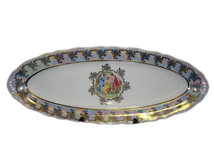 Madonna Classic Fish Plate 56cm / 22""