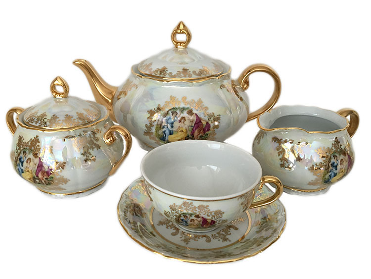 Madonna Original Classic Tea Set