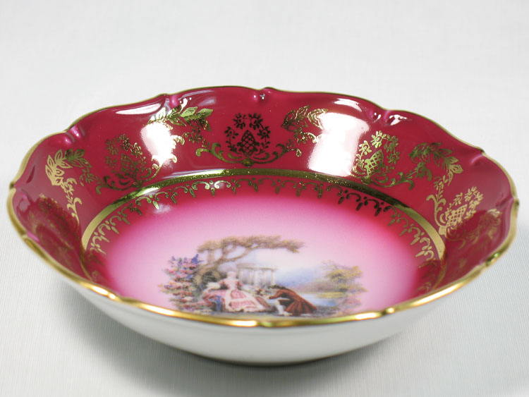 Madonna Cherry Romeo & Juliet Fruit Bowl 13 cm