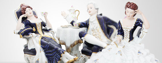 Royal Dux Figurines