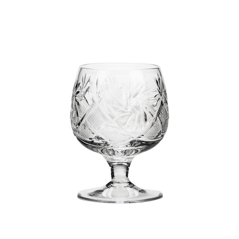 Crystal Neman Brandy Glasses 6 Oz Set of 6